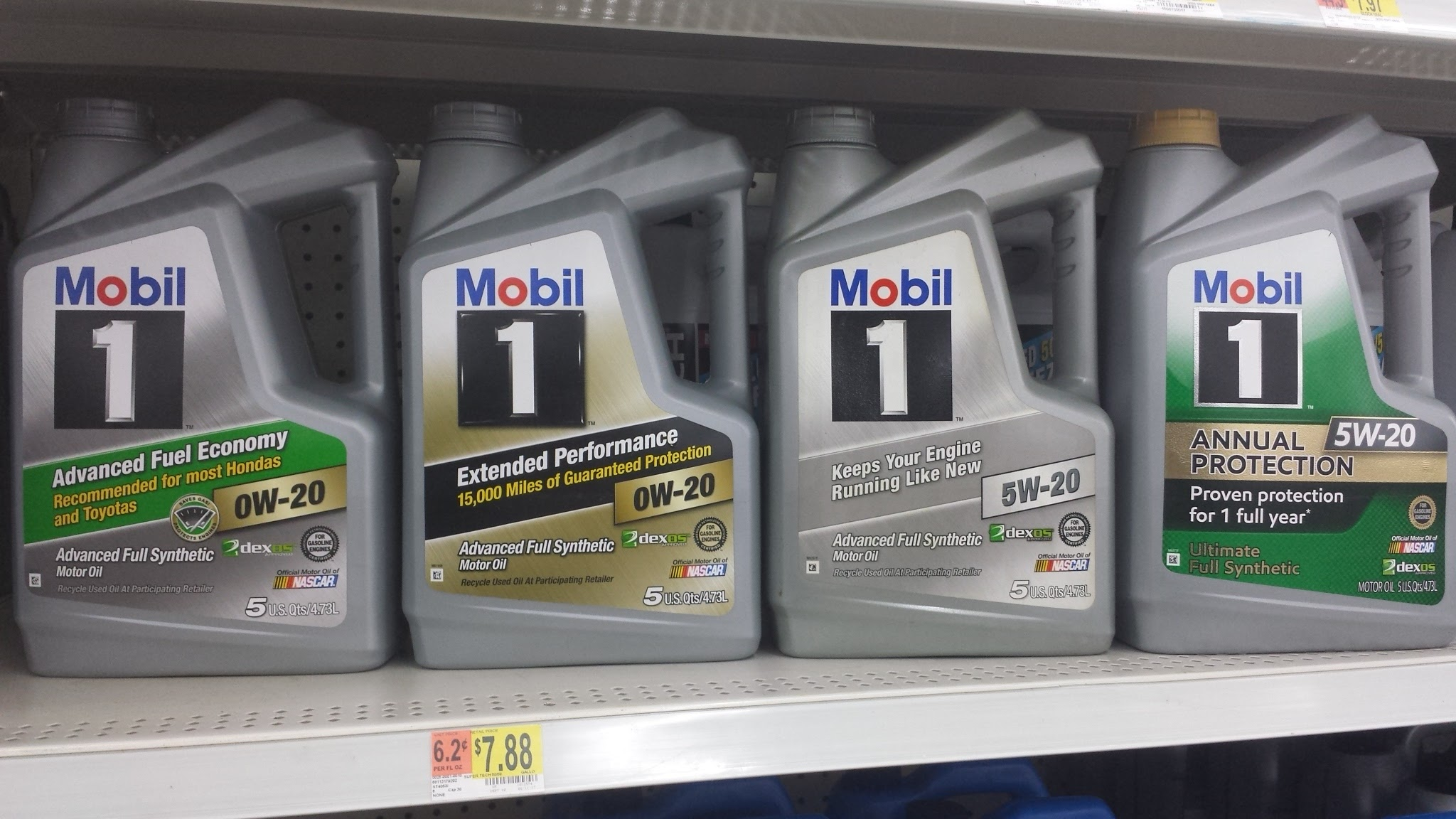 What is the difference between 5w30 and 5w20 motor oil for What s the difference between 5w20 and 5w30 motor oil